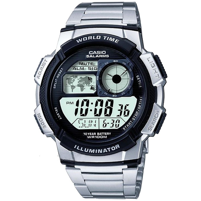 casio sport collection ae-1000wd-1avef