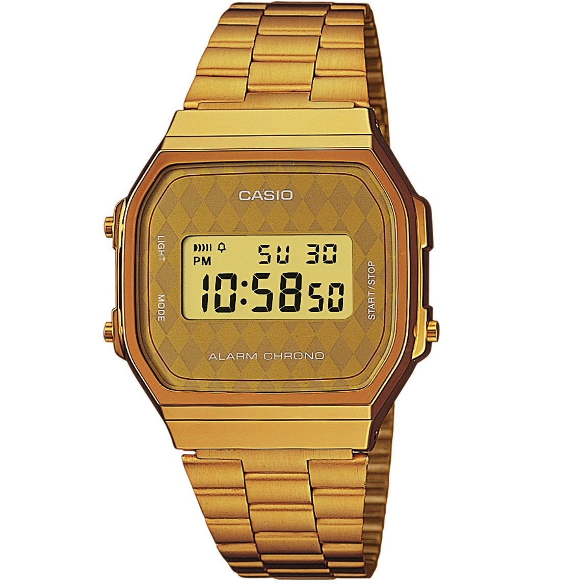 casio vintage collection a-168wg-9bwef