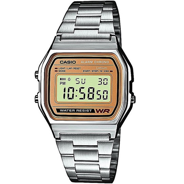Casio Vintage Collection A-158WEA-9EF Ρολόι Unisex -GEORGATOS.gr 7ae5a8ae0be