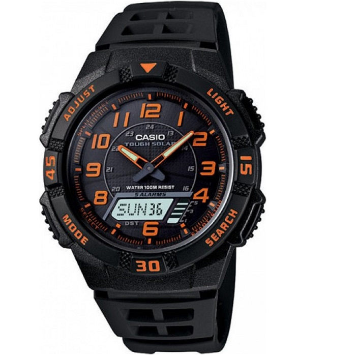 casio tough solar aq s800w-1b2vef