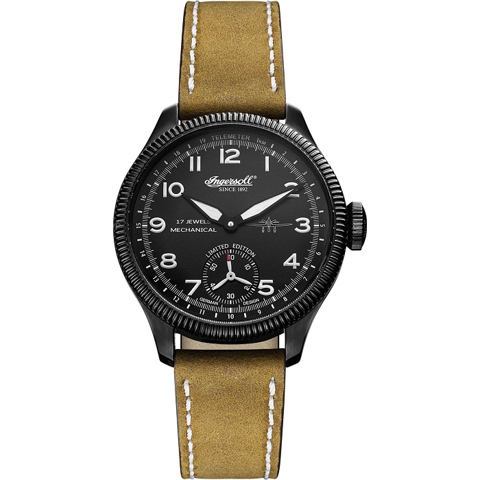 ingersoll chinook limited edition in3105bbkw