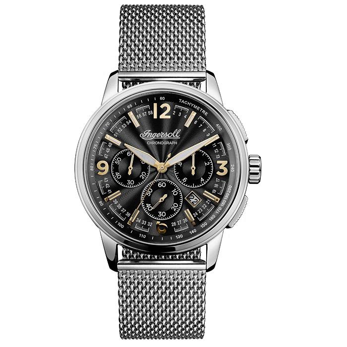 Ingersoll The Regent I00103 Ρολόι ανδρικό -GEORGATOS.gr fc22ebc83d2