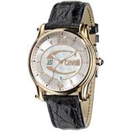 Ρολόι γυναικείο Just Cavalli Eclipse R7251168545 με δερμάτινο λουρί και λευκό  καντράν Mother Of Pearl 085f61dc74f