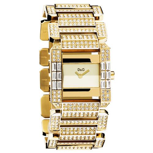 d&g royal ladies crystal dw0220
