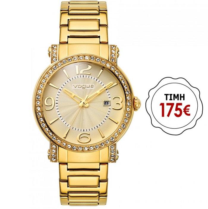 Vogue Tattoo 70269.1 γυναικεό ρολόι -GEORGATOS.gr 96dc7e9f616