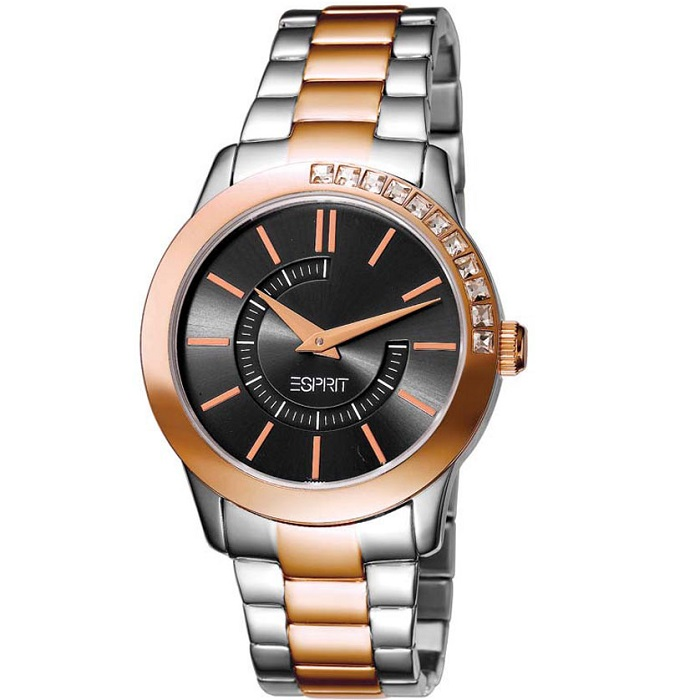esprit quarter two tone es102952007