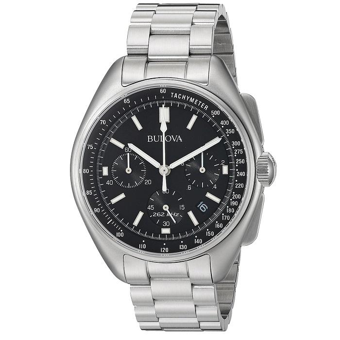 bulova special edition moonwatch 96b258