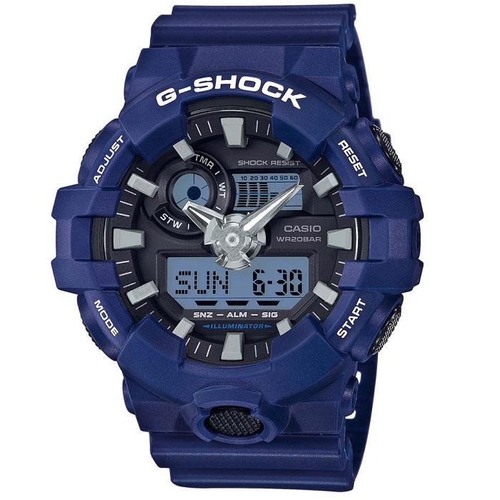 Casio G-Shock GA-700-2AER Ρολόι ανδρικό -GEORGATOS.gr ab6ca4ba24e