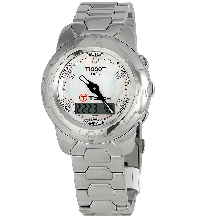 tissot t-touch multifuction t33-7-688-81