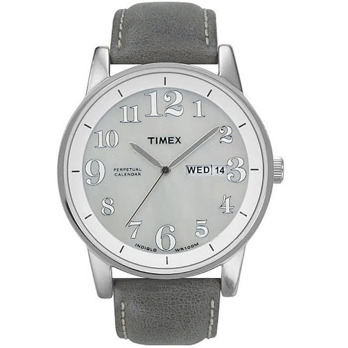 timex perpetual calendar t2g371