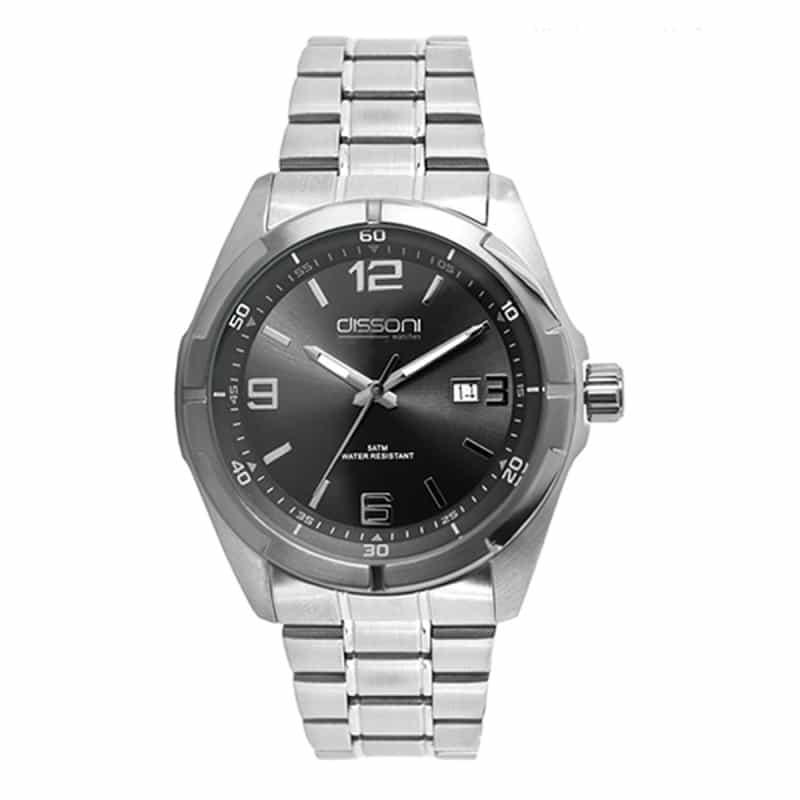 Dissoni D91924 2 Ρολόι ανδρικό με μπρασελέ -GEORGATOS.gr ceeeabd4ef5