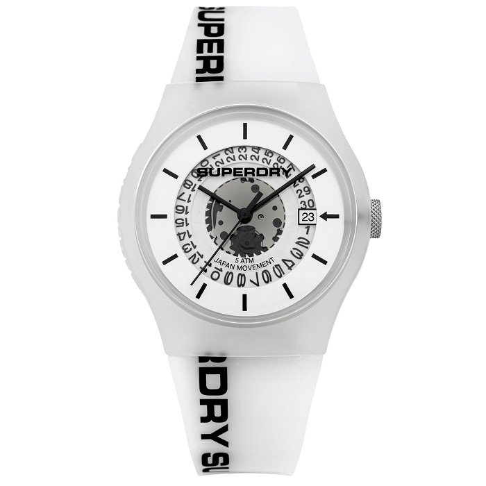 Superdry Transparent SYG168W