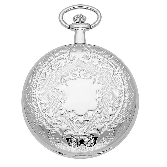 Ρολόι ανδρικό τσέπης Festina Pocket F2023-1 σε ασημί χρώμα 04a58624cc2