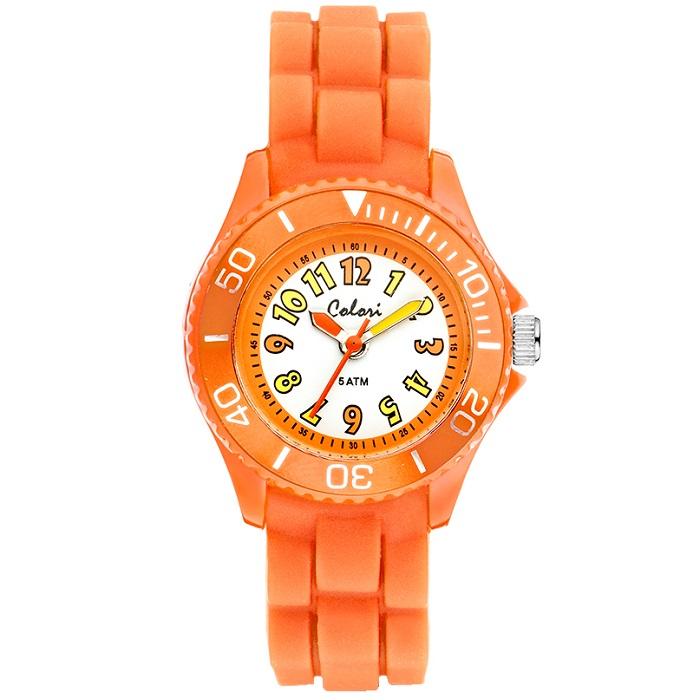 Unisex Colori CLK013 παιδικό ρολόι-GEORGATOS.gr f23bb2d52dc