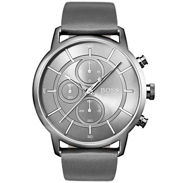 54235e0e8a Hugo Boss Architectural 1513570 ανδρικό ρολόι-Georgatos.gr