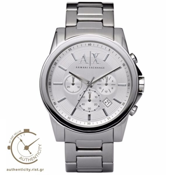 armani exchange chronograph AX2058