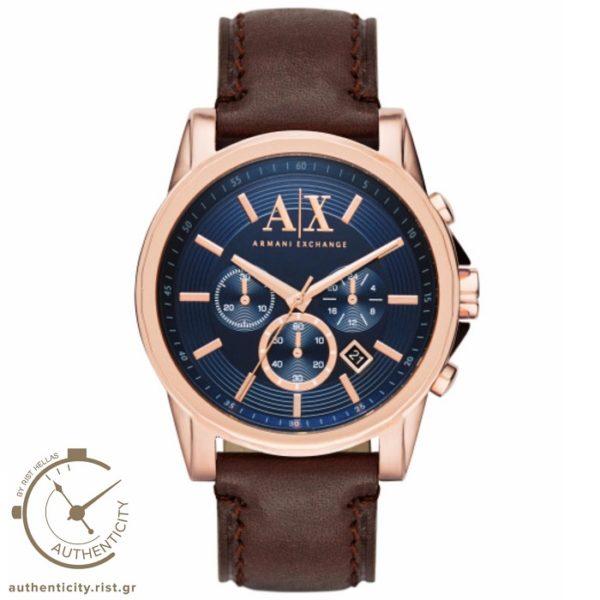 armani exchange chronograph AX2508