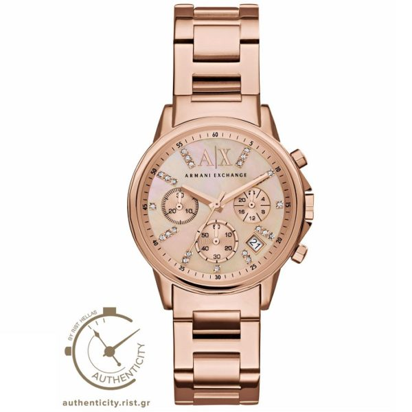 armani exchange chronograph AX4326