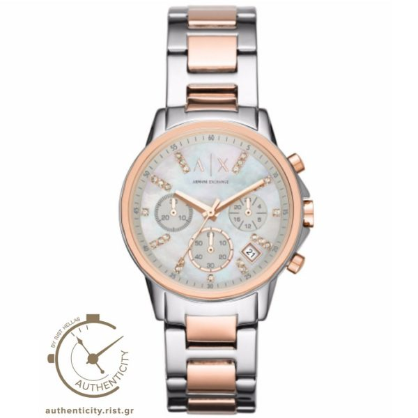 armani exchange chronograph AX4331