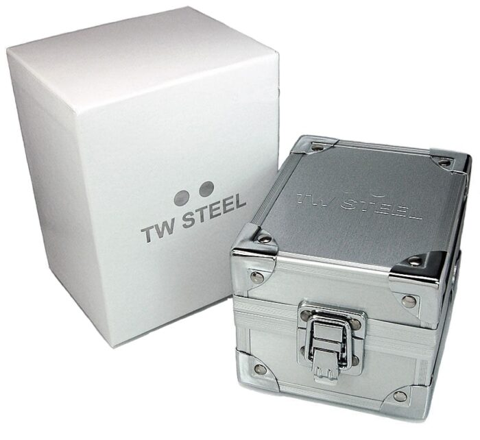 tw steel box white
