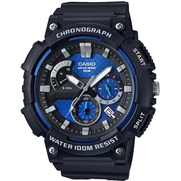casio chronograph MCW-200H-2AVEF