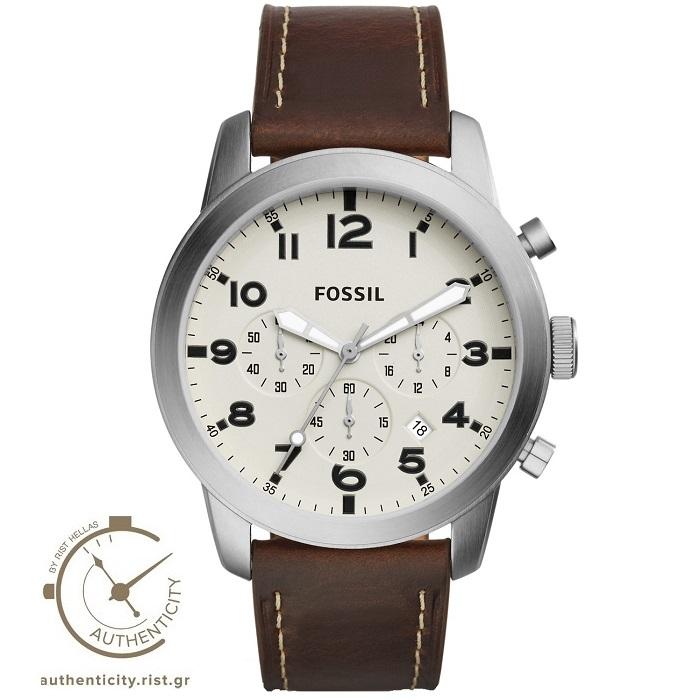 Fossil Pilot 54 Set FS5182 ανδρικό ρολόι -GEORGATOS.gr 1db31469554