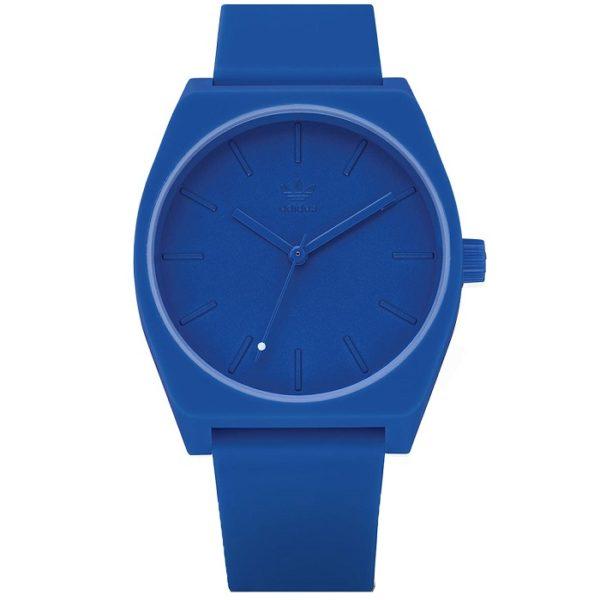Ρολόι ανδρικό Adidas Process SP1 Z10-2490-00 με rubber και μπλε καντράν 06ccd42a54c