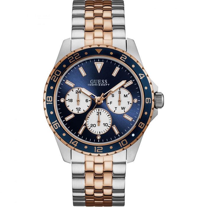 Guess Two Tone W1107G3 ανδρικό ρολόι -GEORGATOS.gr 03128d255d5