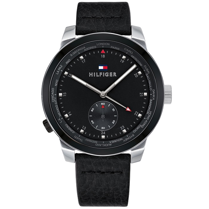 Tommy Hilfiger World Time 1791552
