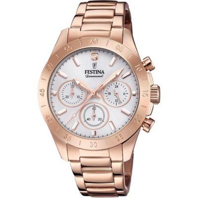 Festina Diamond F20399-1 Chronograph