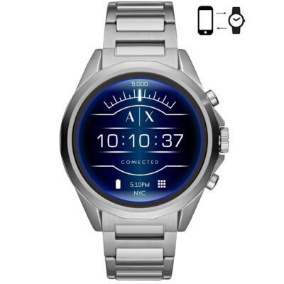 armani exchange touchscreen smartwatch axt2000
