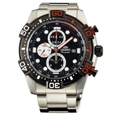 Orient Chronograph FTT16002B0