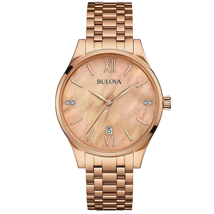 Bulova Diamonds Collection 97S113