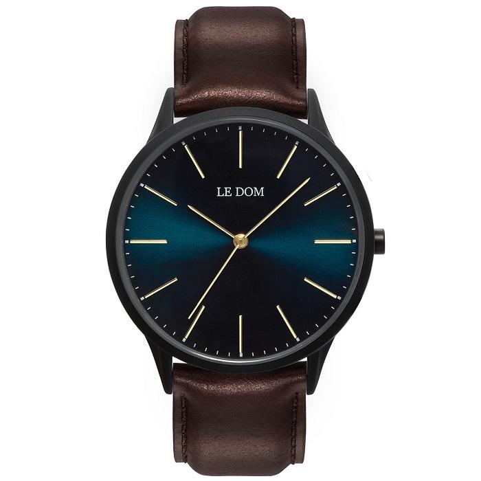 Le Dom Classic LD.1001-18 ανδρικό ρολόι -GEORGATOS.gr bf7579eccf2