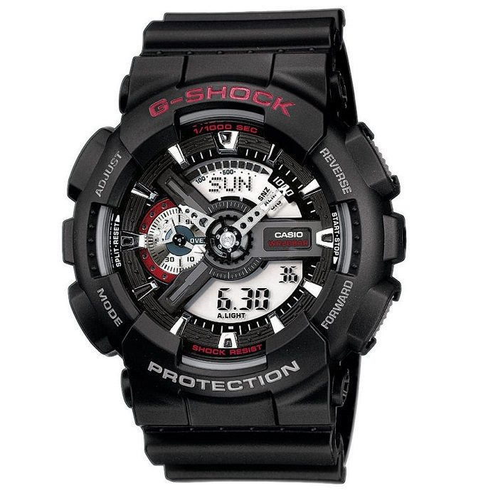 Casio G Shock GA-110-1AER