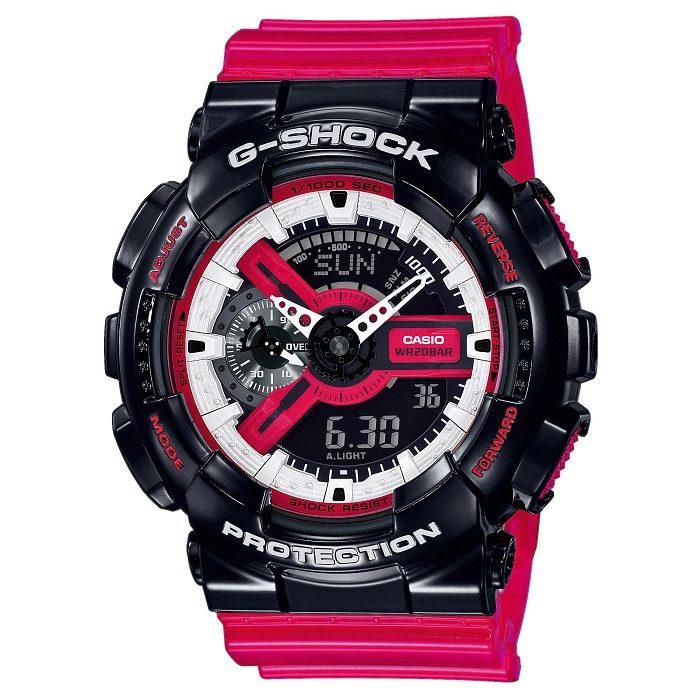 Casio G Shock GA-110RB-1AER