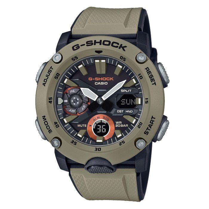 Casio G Shock GA-2000-5AER