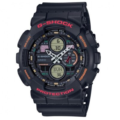 Casio G Shock GA-140-1A4ER