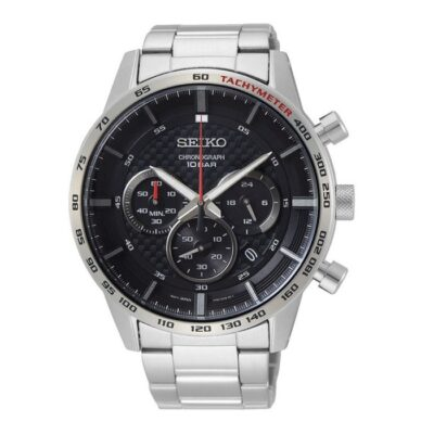 seiko chronograph ssb355p1