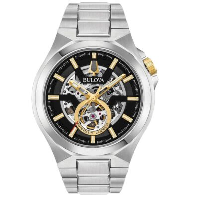 Bulova Mechanical Automatic 98A224