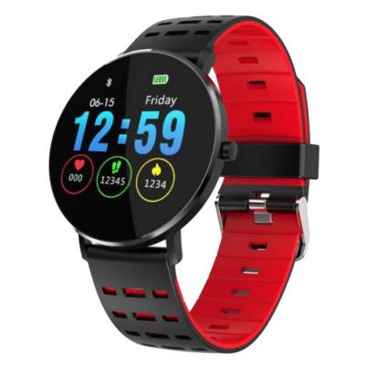 Das.4 SL14 Black Red Smartwatch 70023