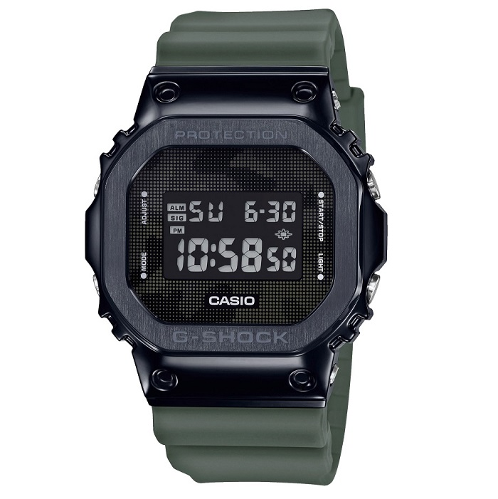 Casio G Shock The Origin GM-5600B-3ER