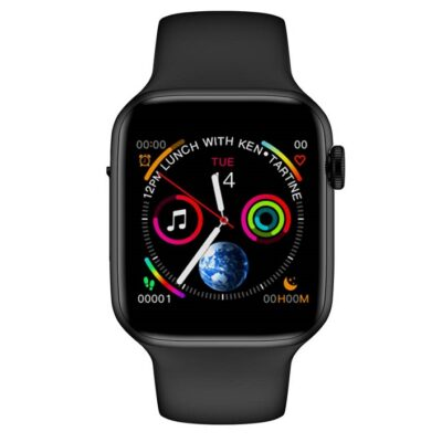 Das.4 SL16 Black Smartwatch 70056