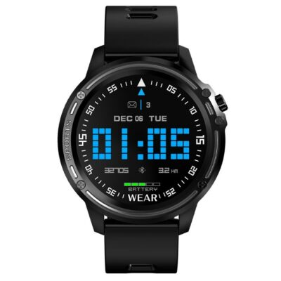 Das.4 SG14 Black Smartwatch 70041