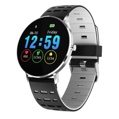 Das.4 SL14 Black/Grey Smartwatch 70022