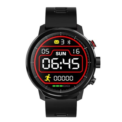 Das.4 SG04 Black Smartwatch 70012