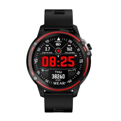 Das.4 SG14 Black/ Red Smartwatch 70043