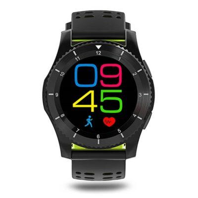 Das.4 SG10 Black / Green Smartwatch 80013