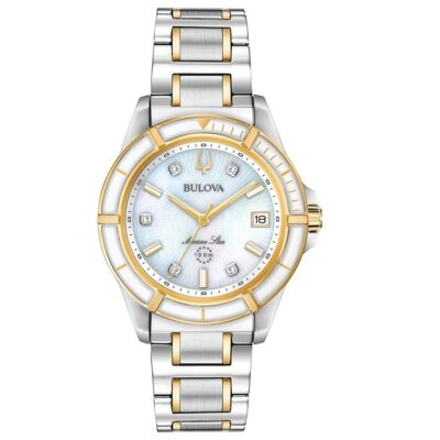 Bulova Marine Star Diamonds 98P186