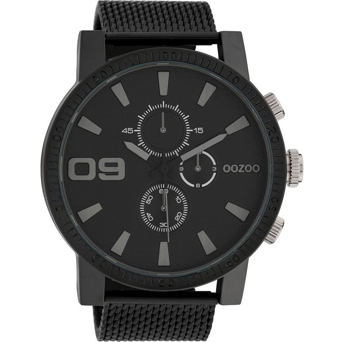 Oozoo Black Mesh C10264